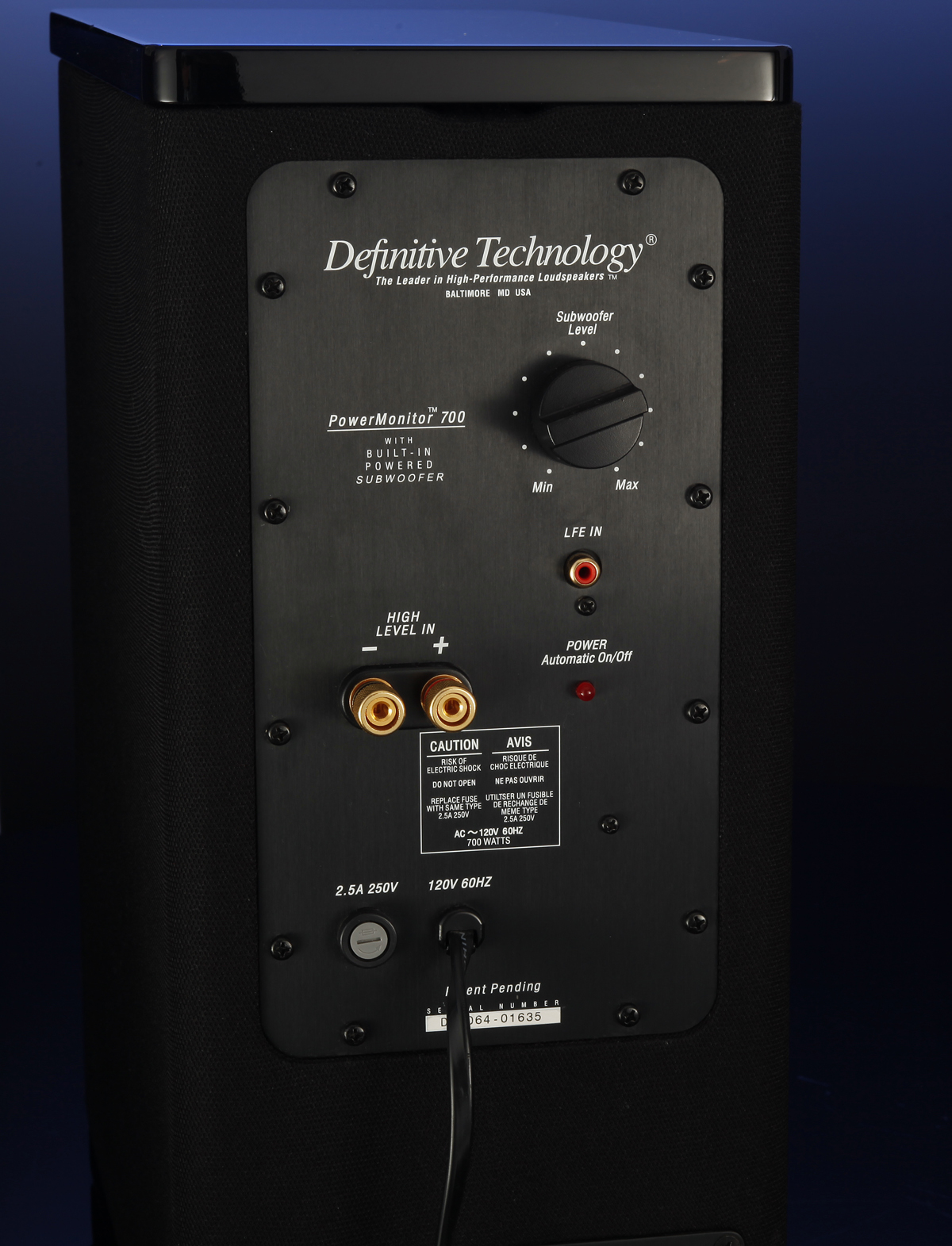 definitive technology speakers. click to view supersized image definitive technology speakers