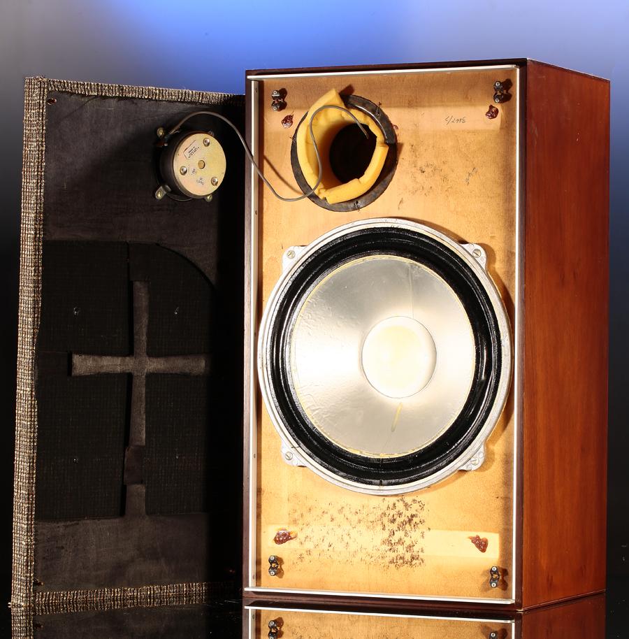 Leak Sandwich Speakers Vintage Hi Fidelity Loudspeakers 15