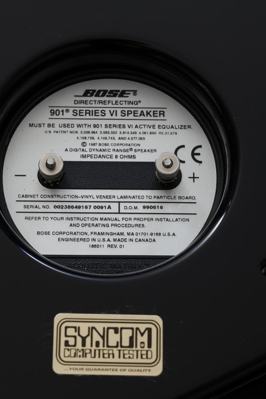 Linoaportfolio Blog Using Bose 901 Equalizer Wiring Diagram Iv Speaker Owners Manual Series 1